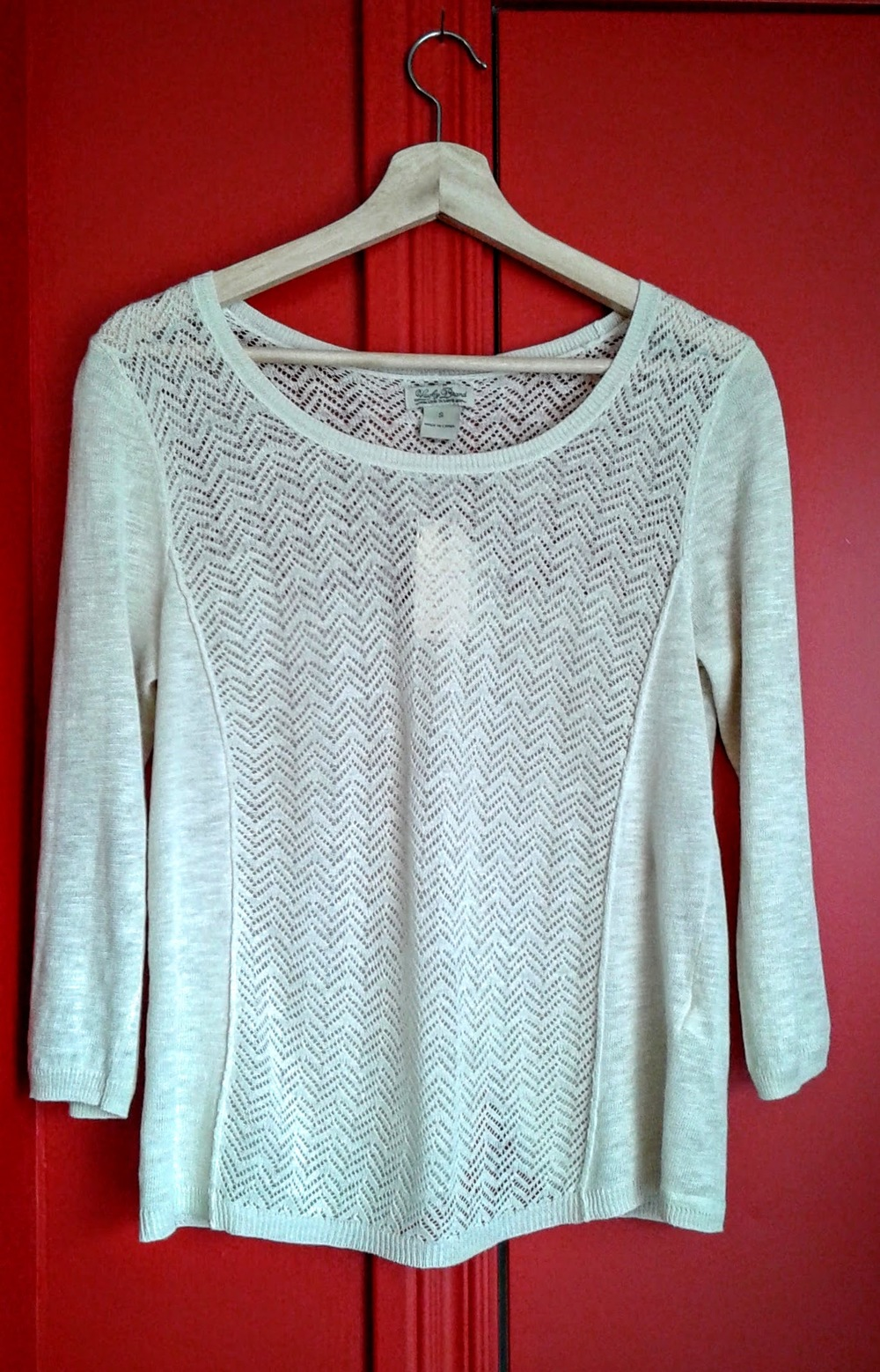 Lucky Brand sweater (NWT); Size S, $30