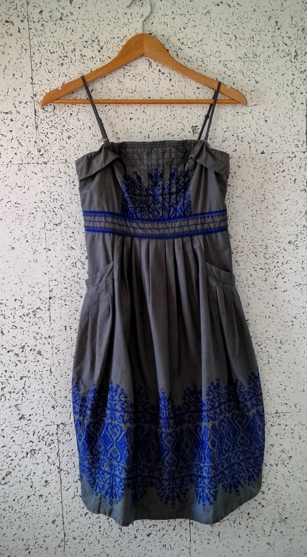 Floreat dress; Size 6, $46