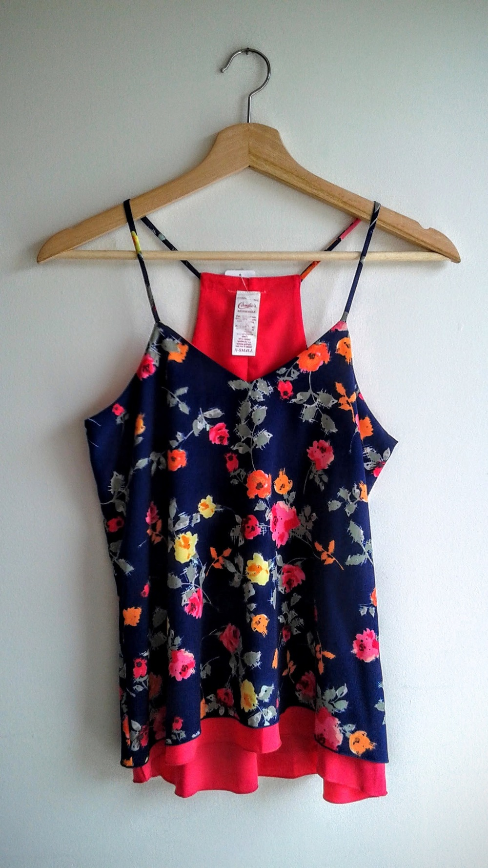 Candies top; Size S, $12