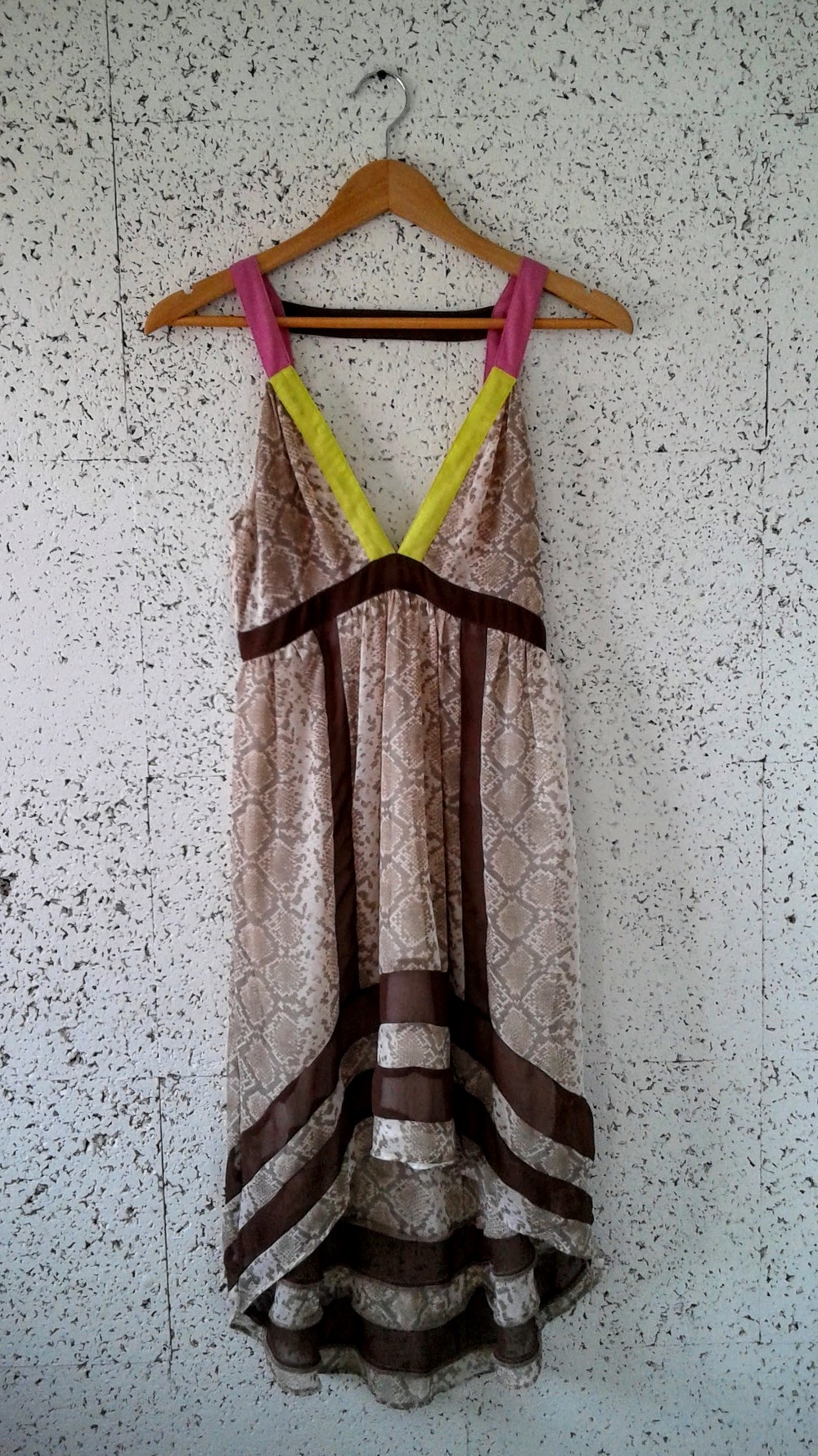 Buffalo dress; Size S, $28