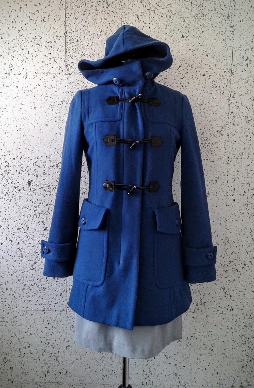 Benetton coat; Size M, $43