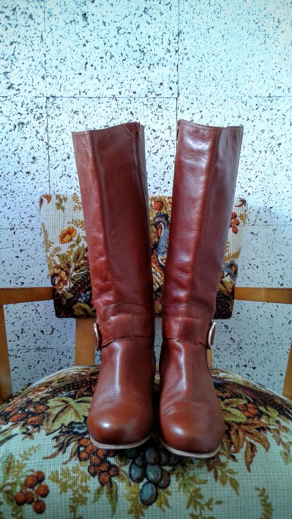 Poppy Barley boots; S8, $325