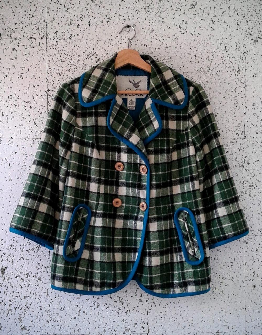 Tabitha coat