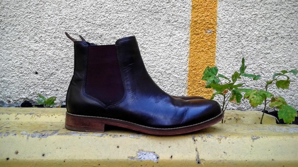 Mens Cole Hann boots; S8.5, $45