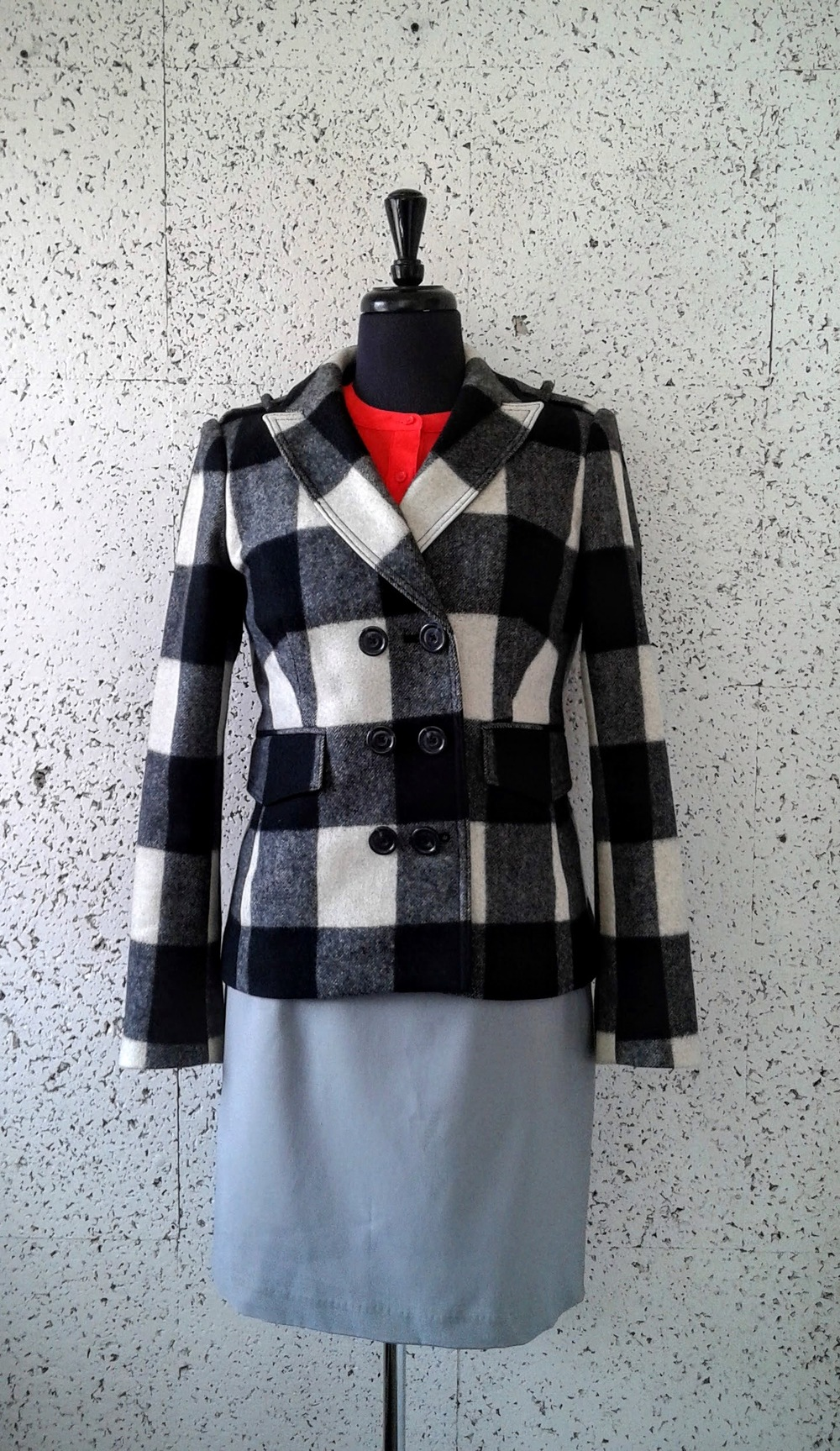 Banana Republic coat; Size S, $42