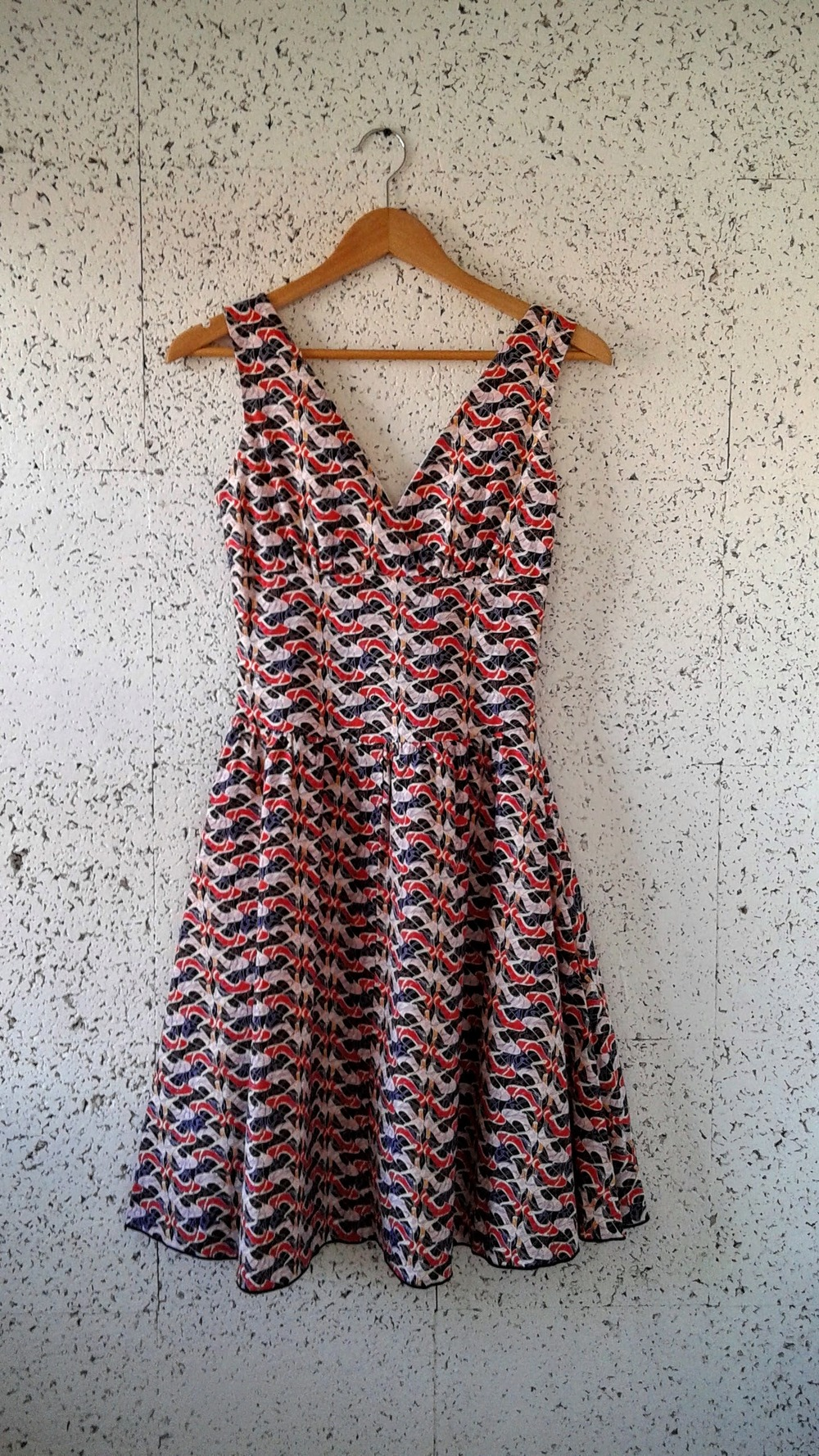 Lux & Luster dress; Size S, $46