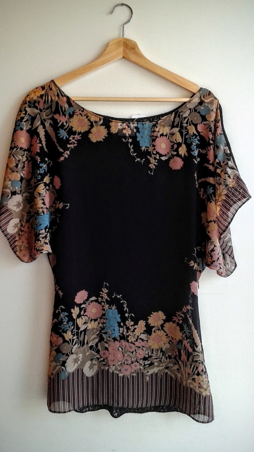 Free People tunic; Size S, $30