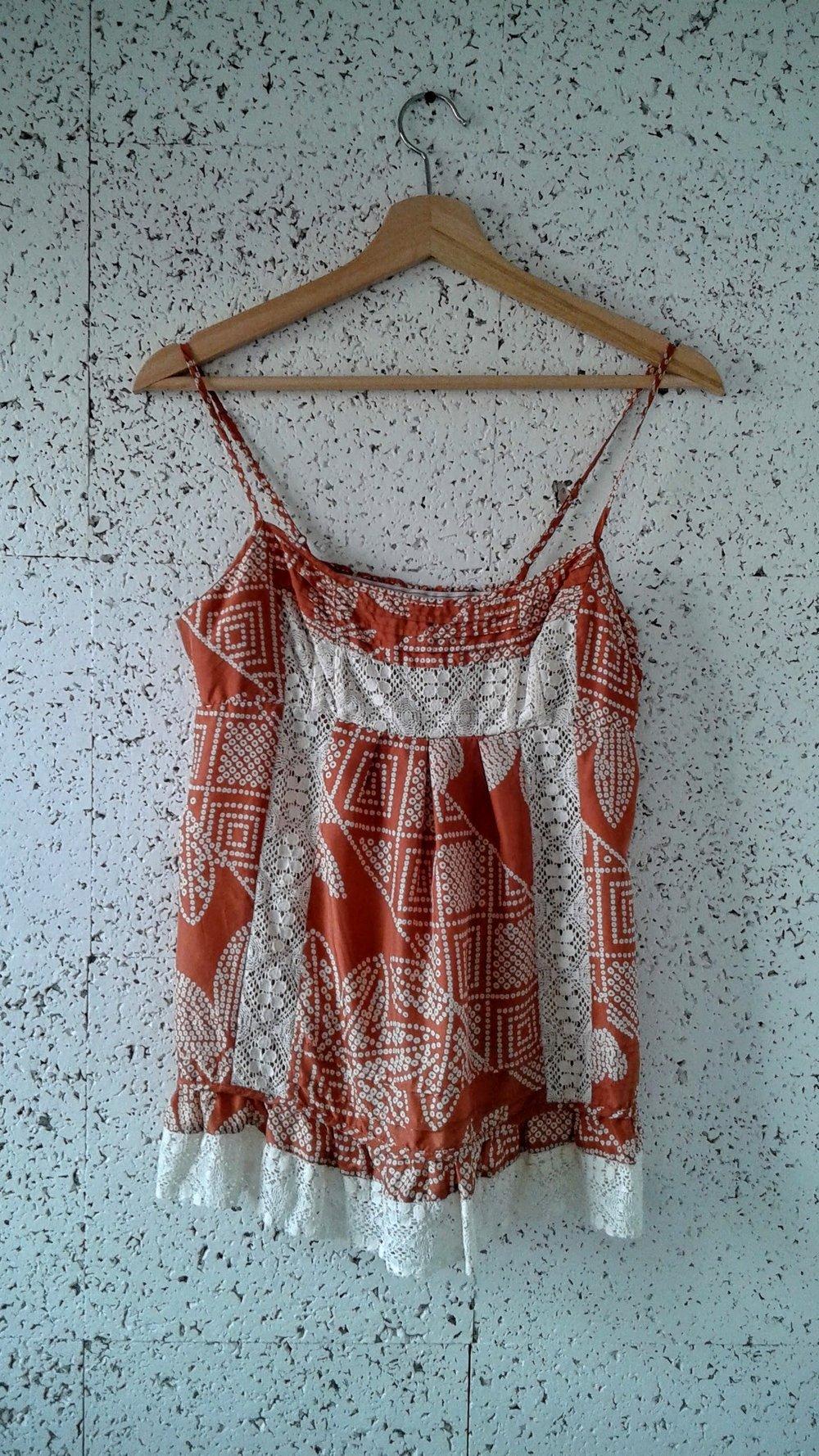 BCBG Max Azria top; Size S, $24