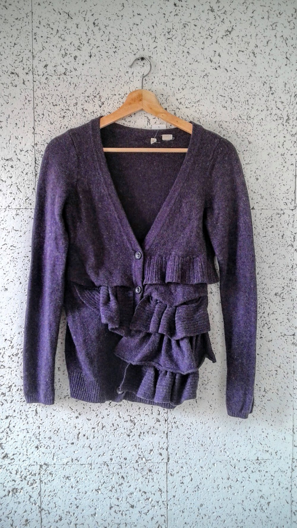 Moth sweater; Size S, $26