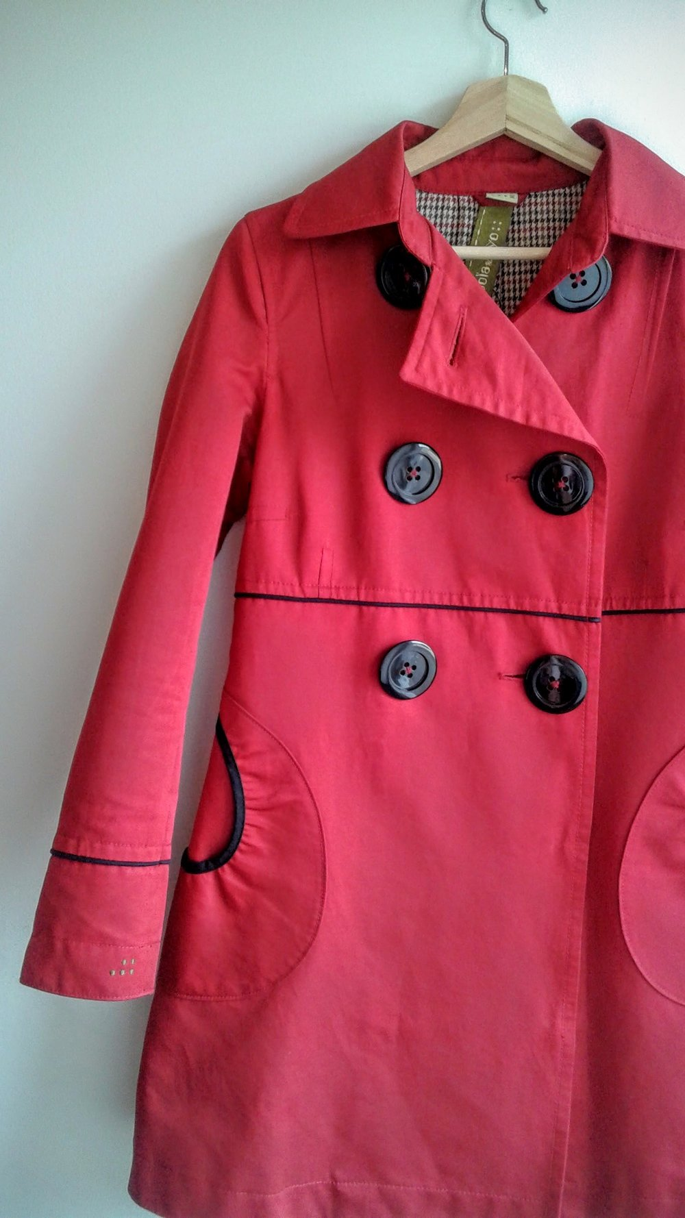Soïa &Kyo jacket; Size M, $82
