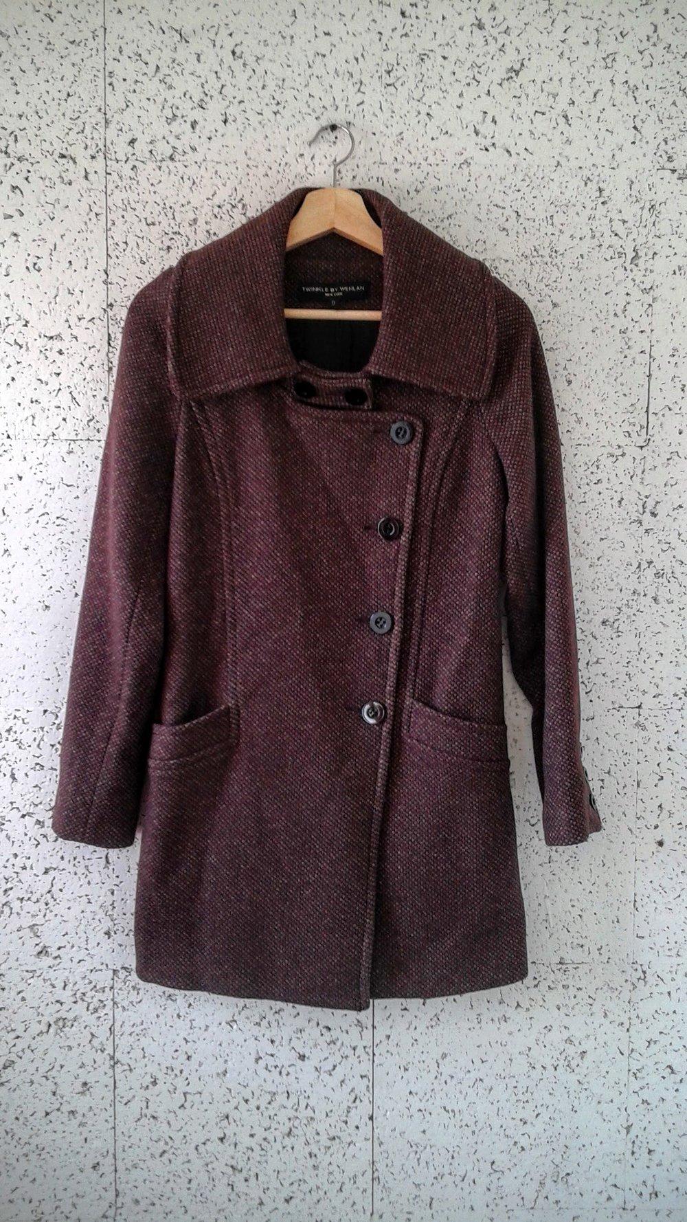 Twinkle by Welan  coat