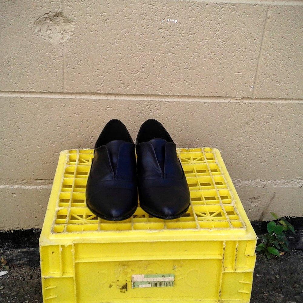 Aldo shoes; S7.5, $40