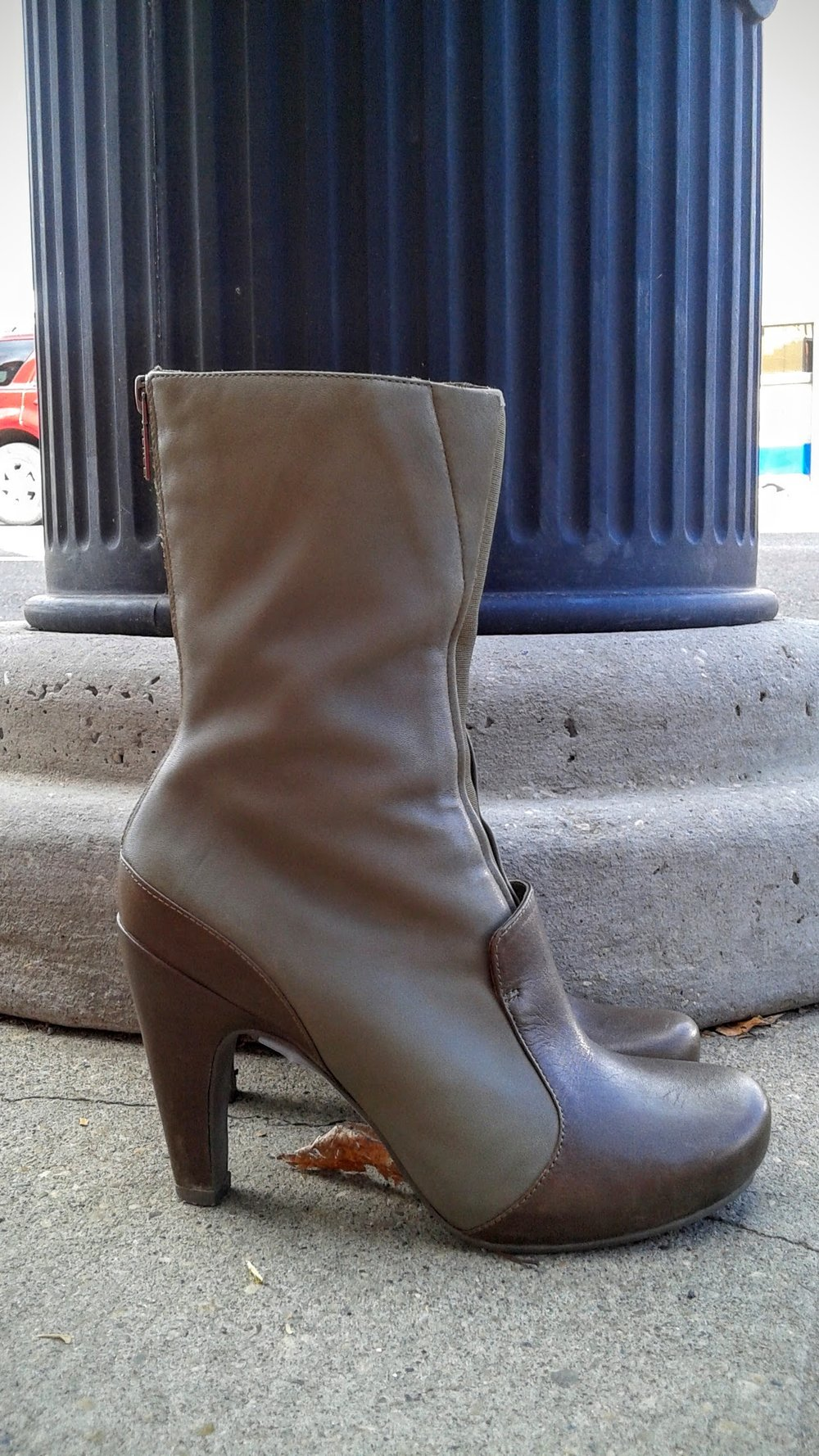 Tsubo boots; S8, $48