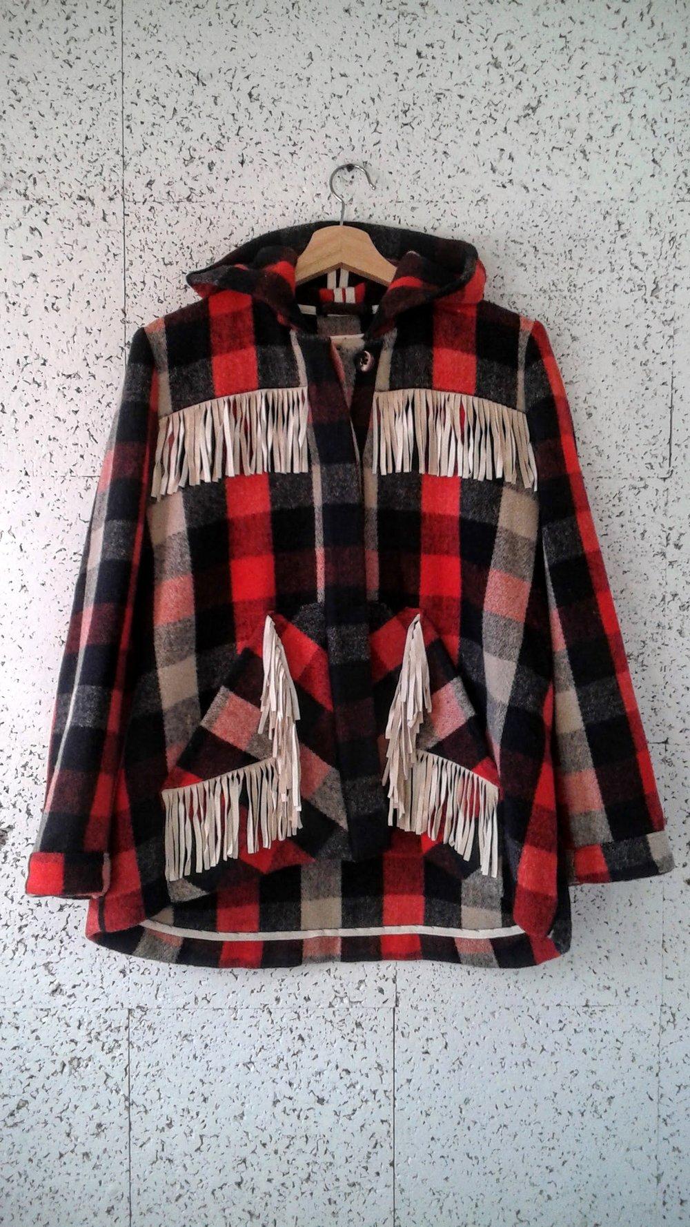 Pepin coat; Size M, $68
