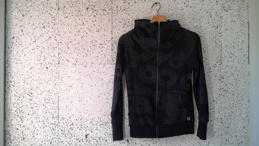 Zipped-up Gentle Fawn
