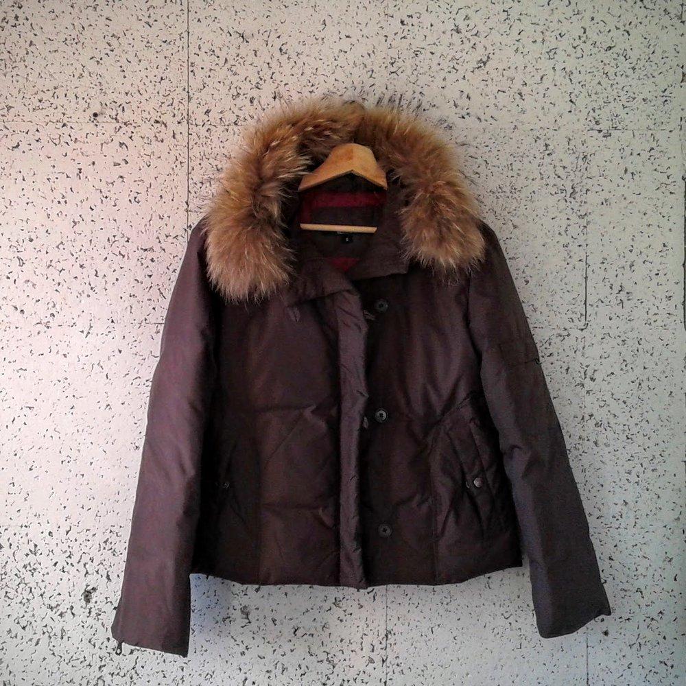 DKNY jacket; Size S, $52