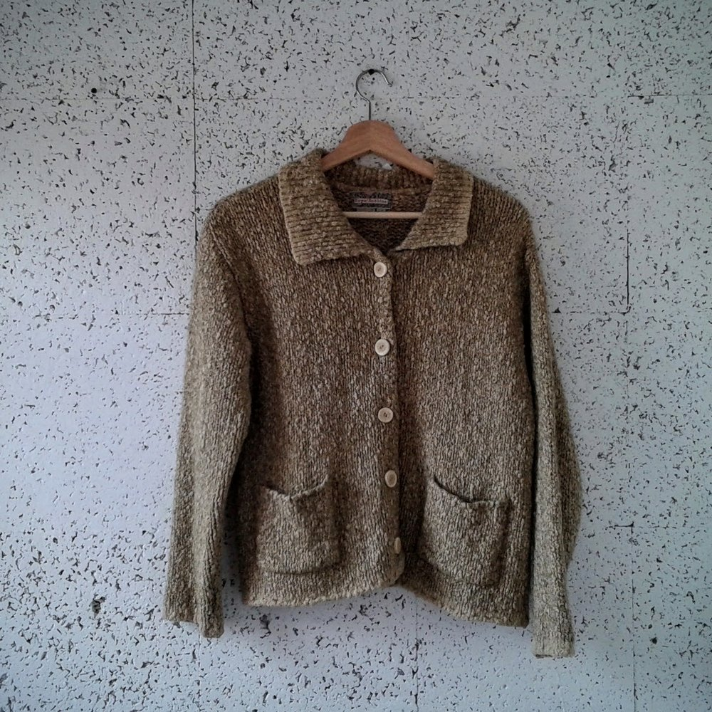 Royal Robbins sweater; Size L, $28