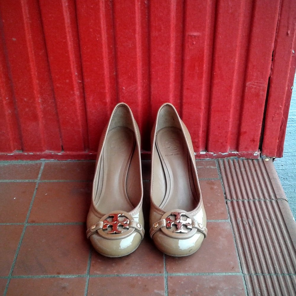 Tory Burch shoes; S7.5, $75