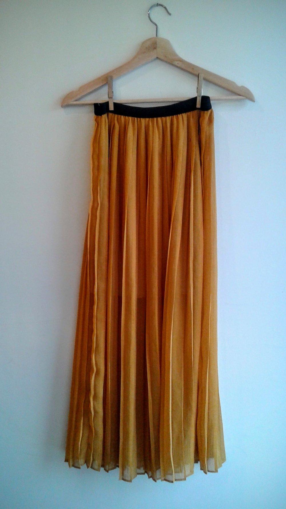 Loft 82 skirt; Size S, $42