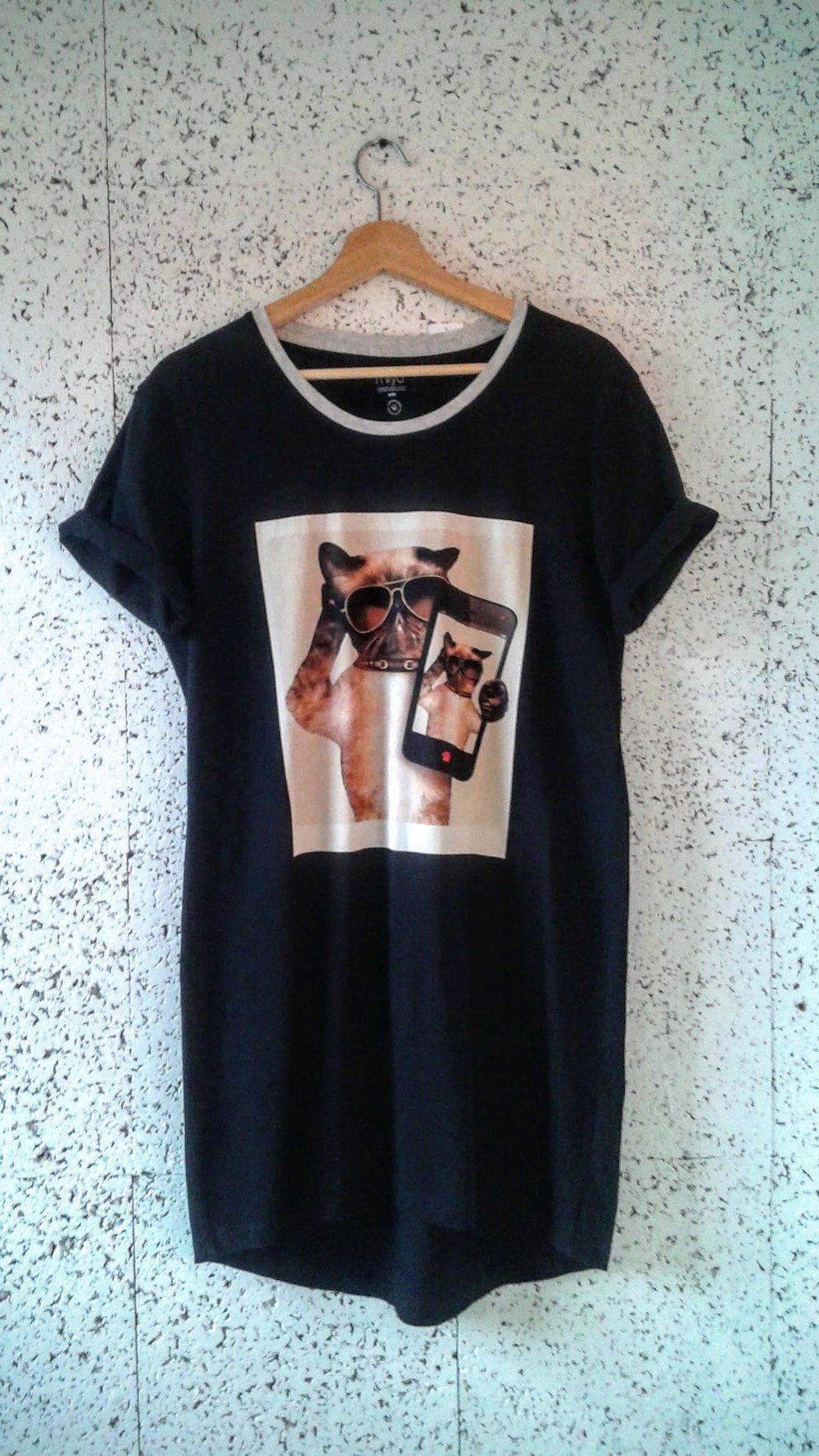 Miiyu top; Size M, $28