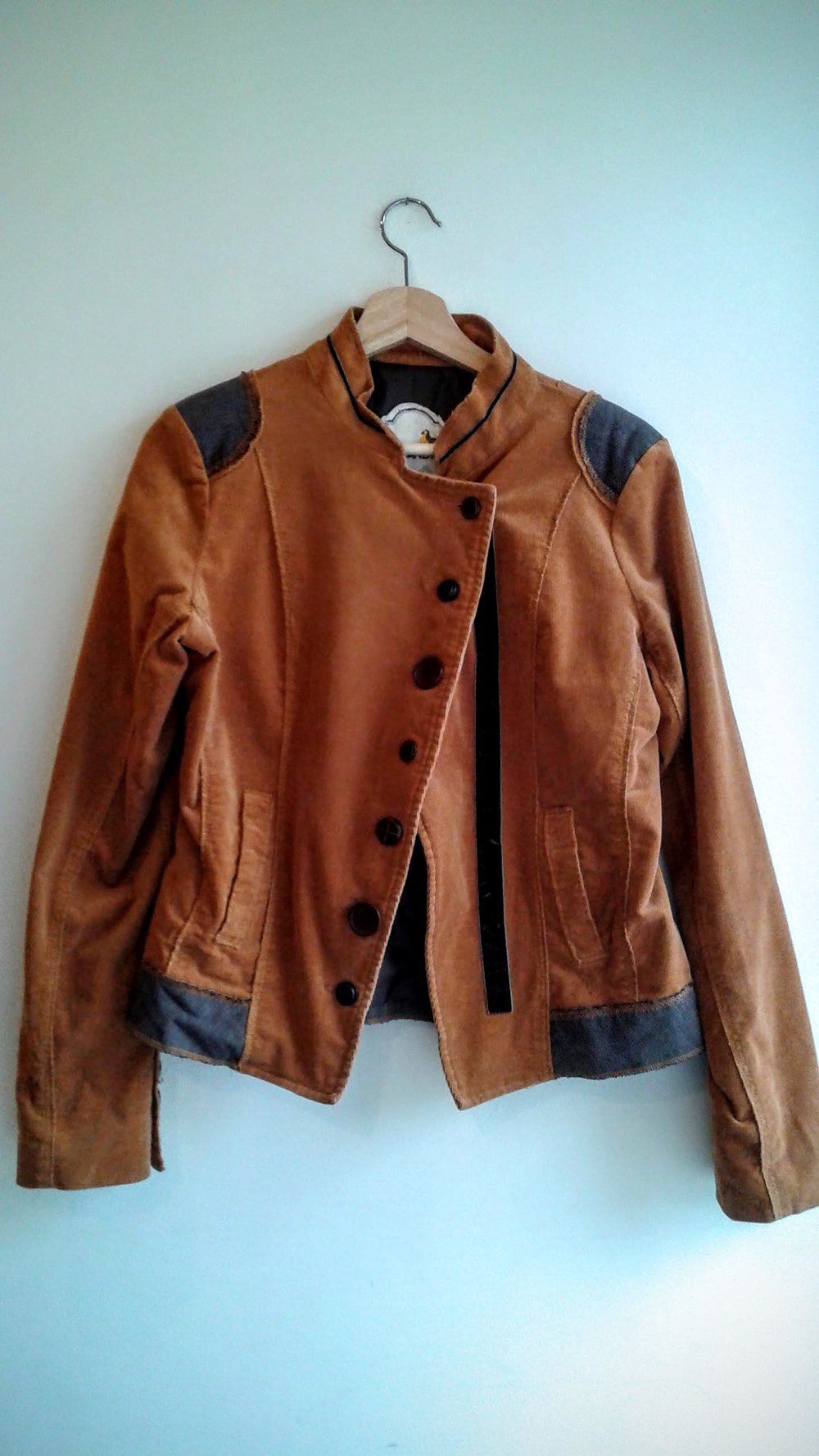 Nick and Mo jacket; Size M, $26