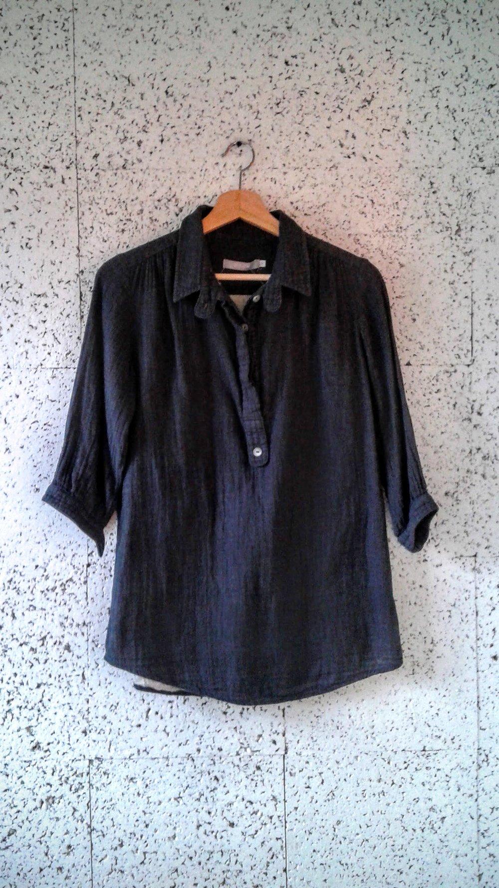 Dace shirt; Size S, $28