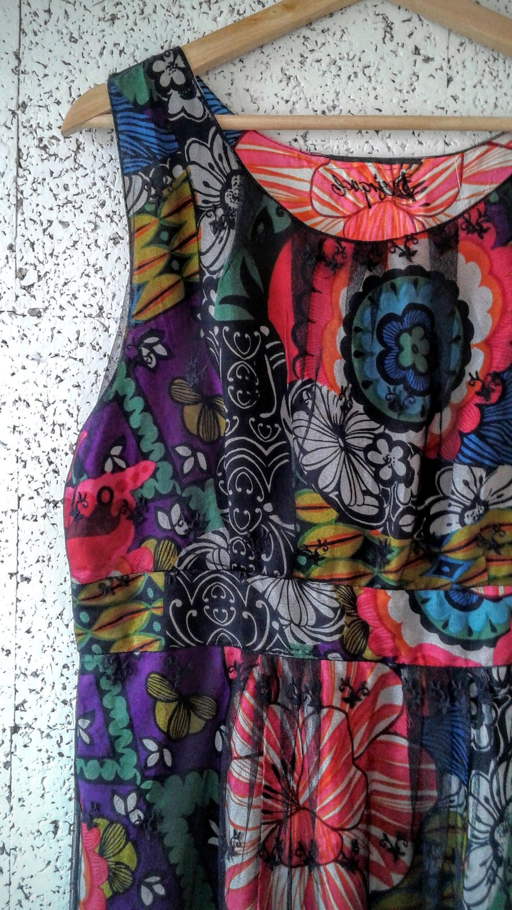 This print is so Desigual!