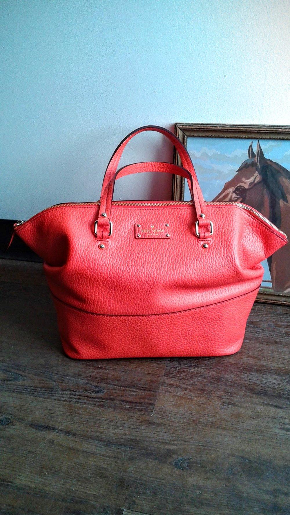 Kate Spade purse, $185