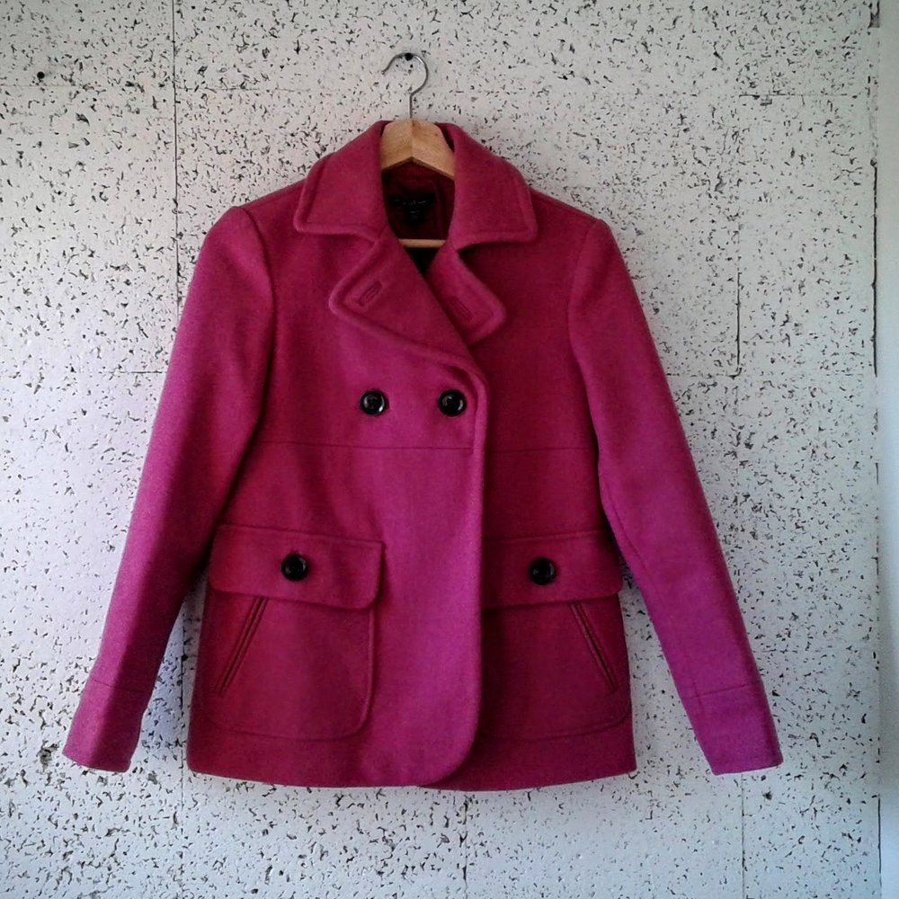 Gap coat; Size XS, $42