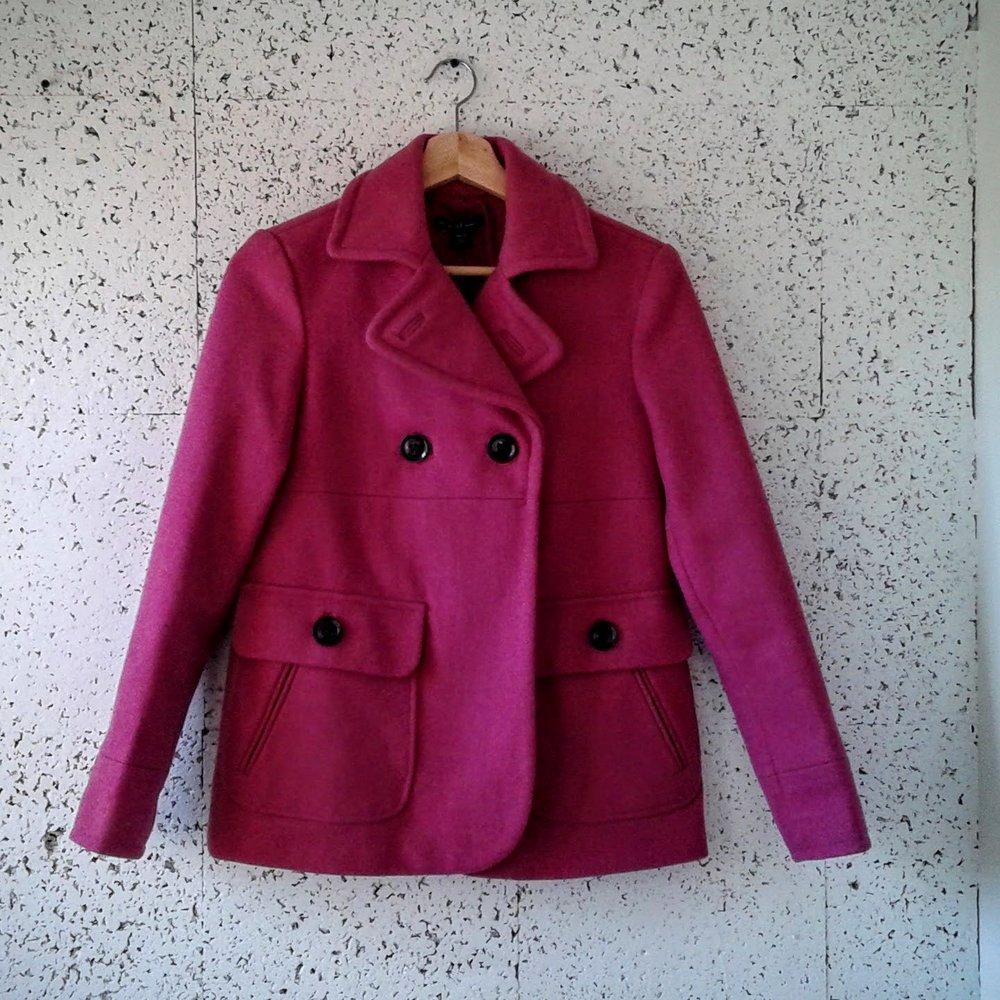 Gap coat; Size XS, $42