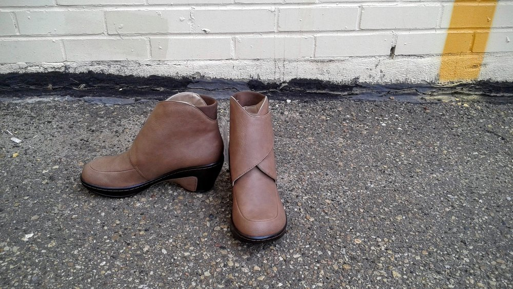Jambu boots; S8, $65