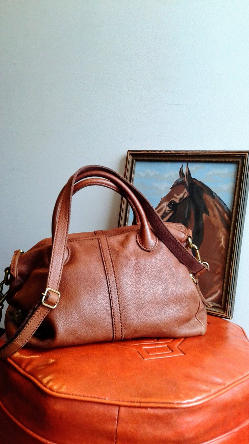 Fossil purse, $72