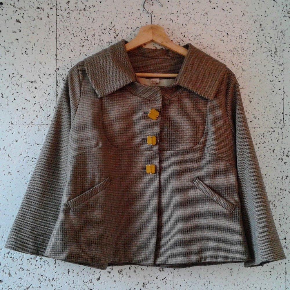 Dagg & Stacey jacket; Size M, $42