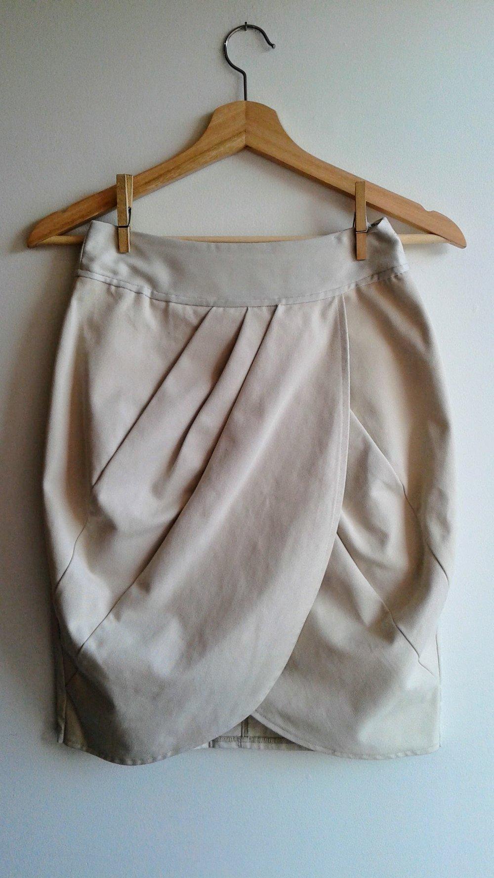 Preloved skirt; Size XS, $30