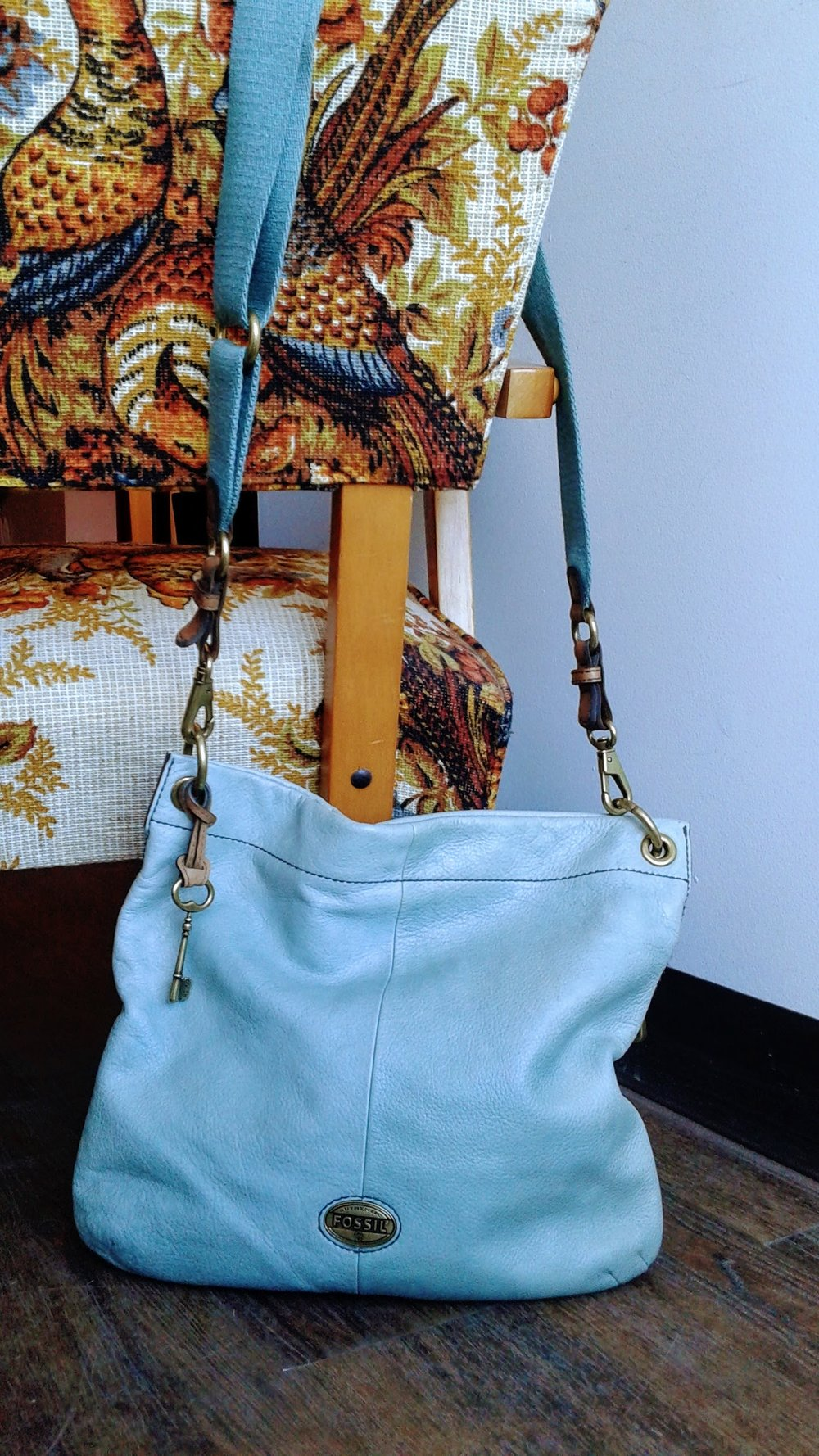 Fossil purse, $58