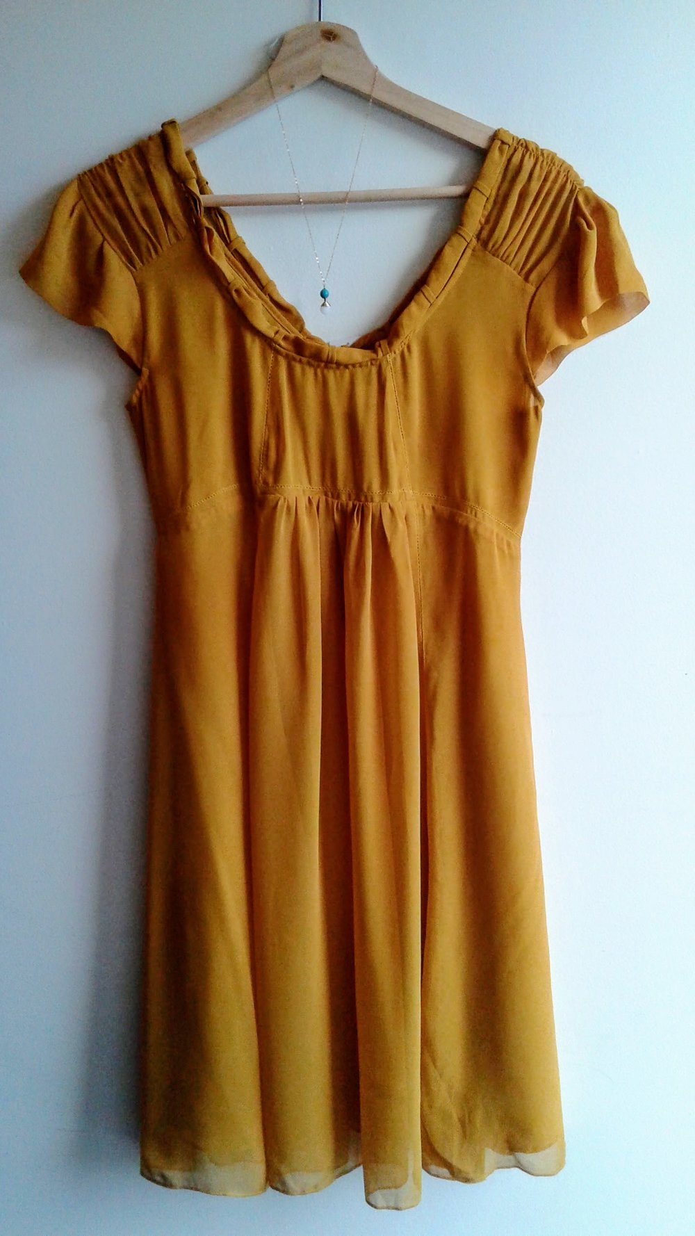 Aryeh  dress; Size S, $32