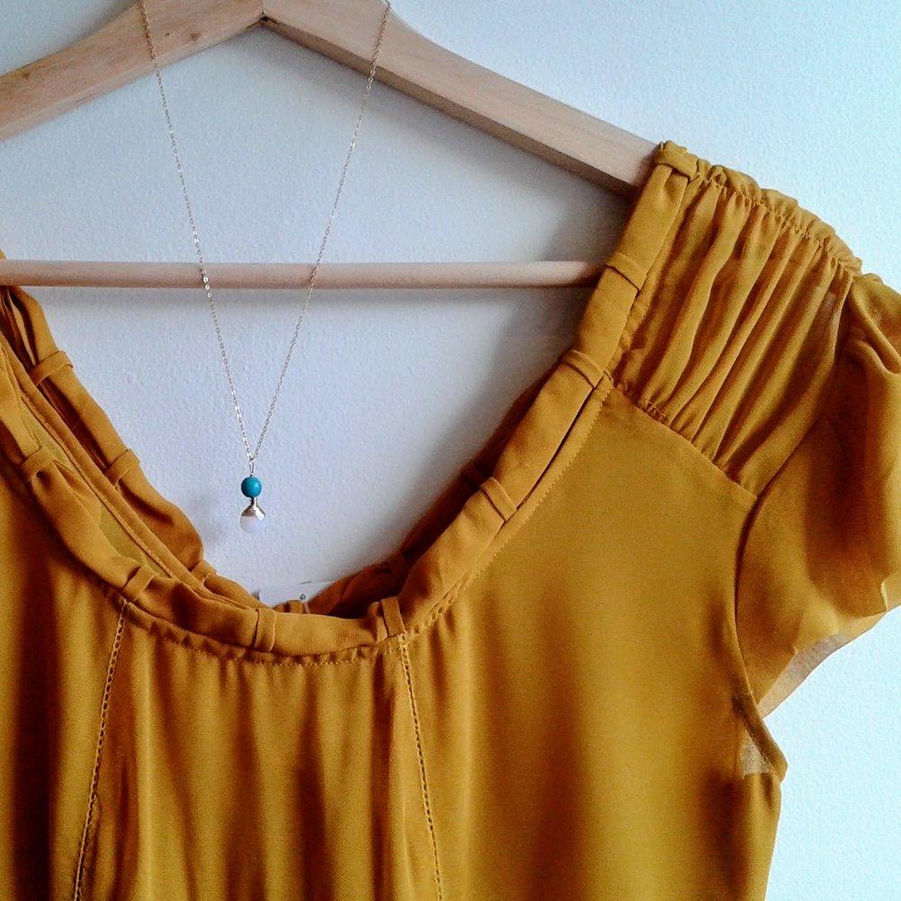 Darling Gems necklace, $40