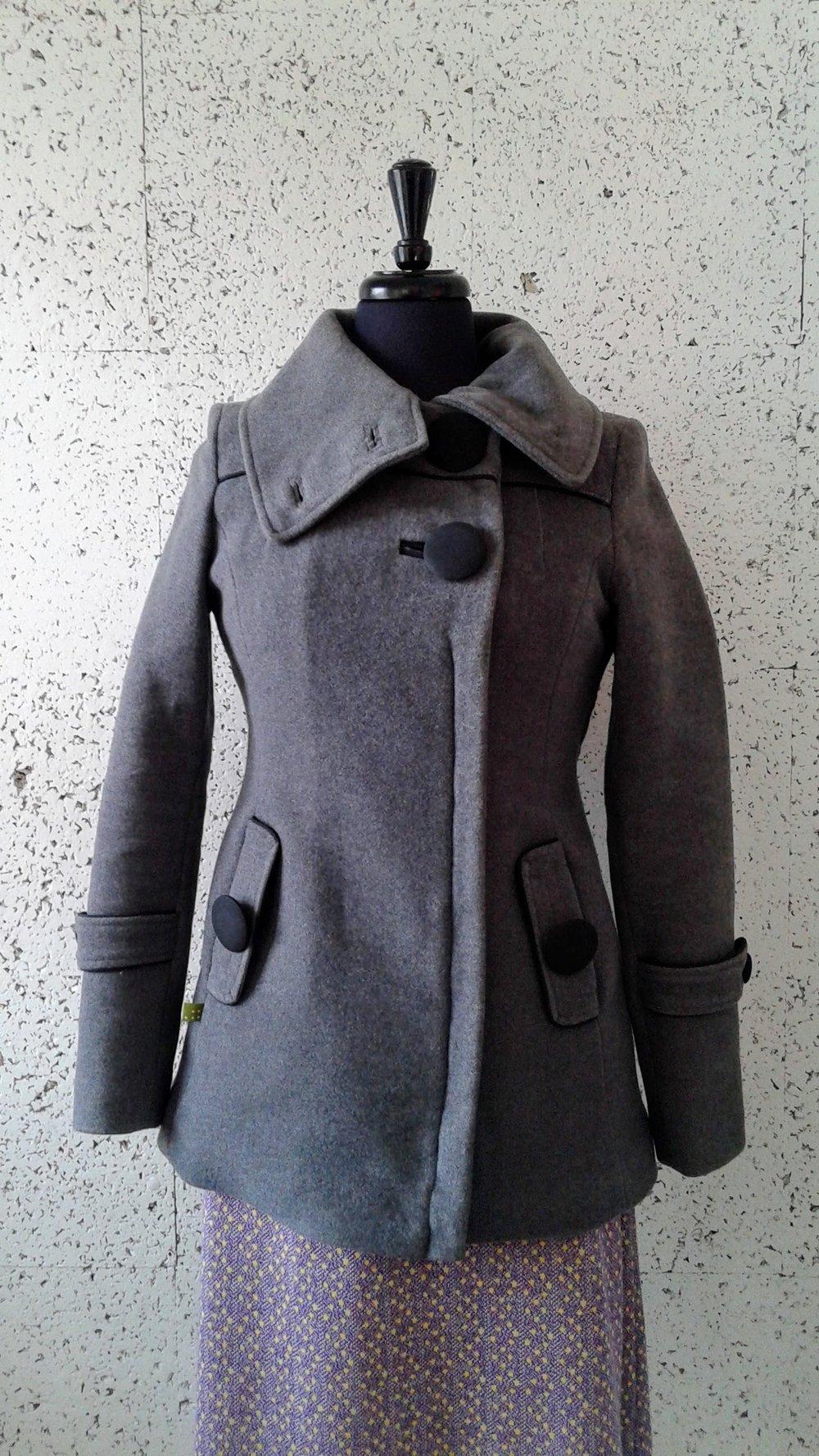 Soia & Kyo coat; Size S, $78