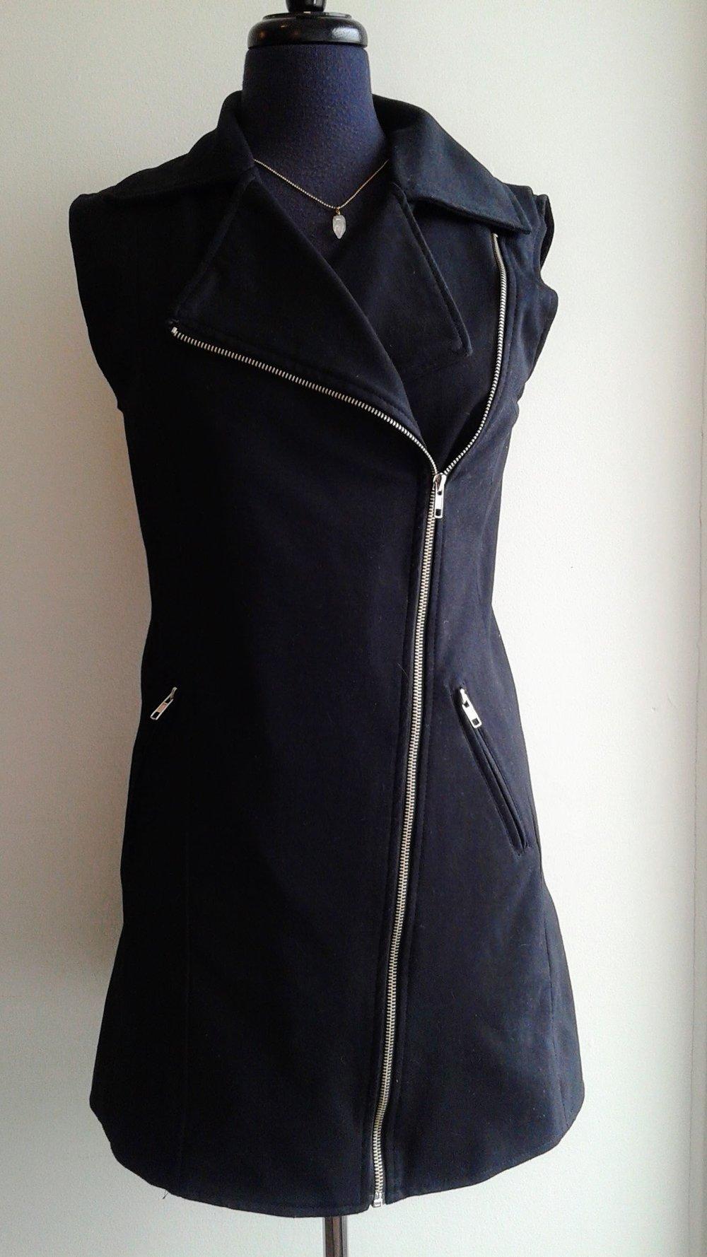 Piko 1988 tunic; Size M, $36