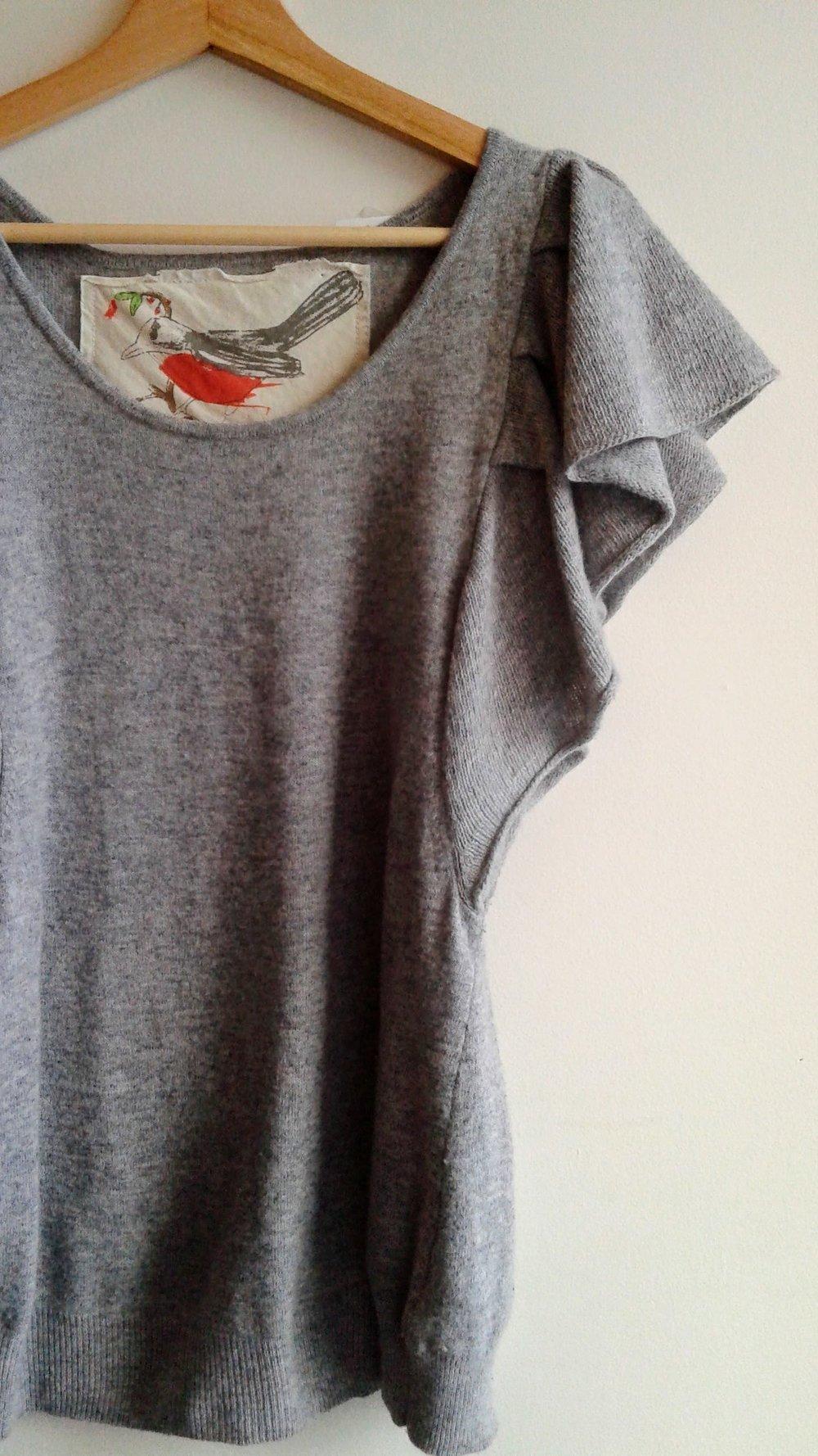 Robin shirt; Size M, $24
