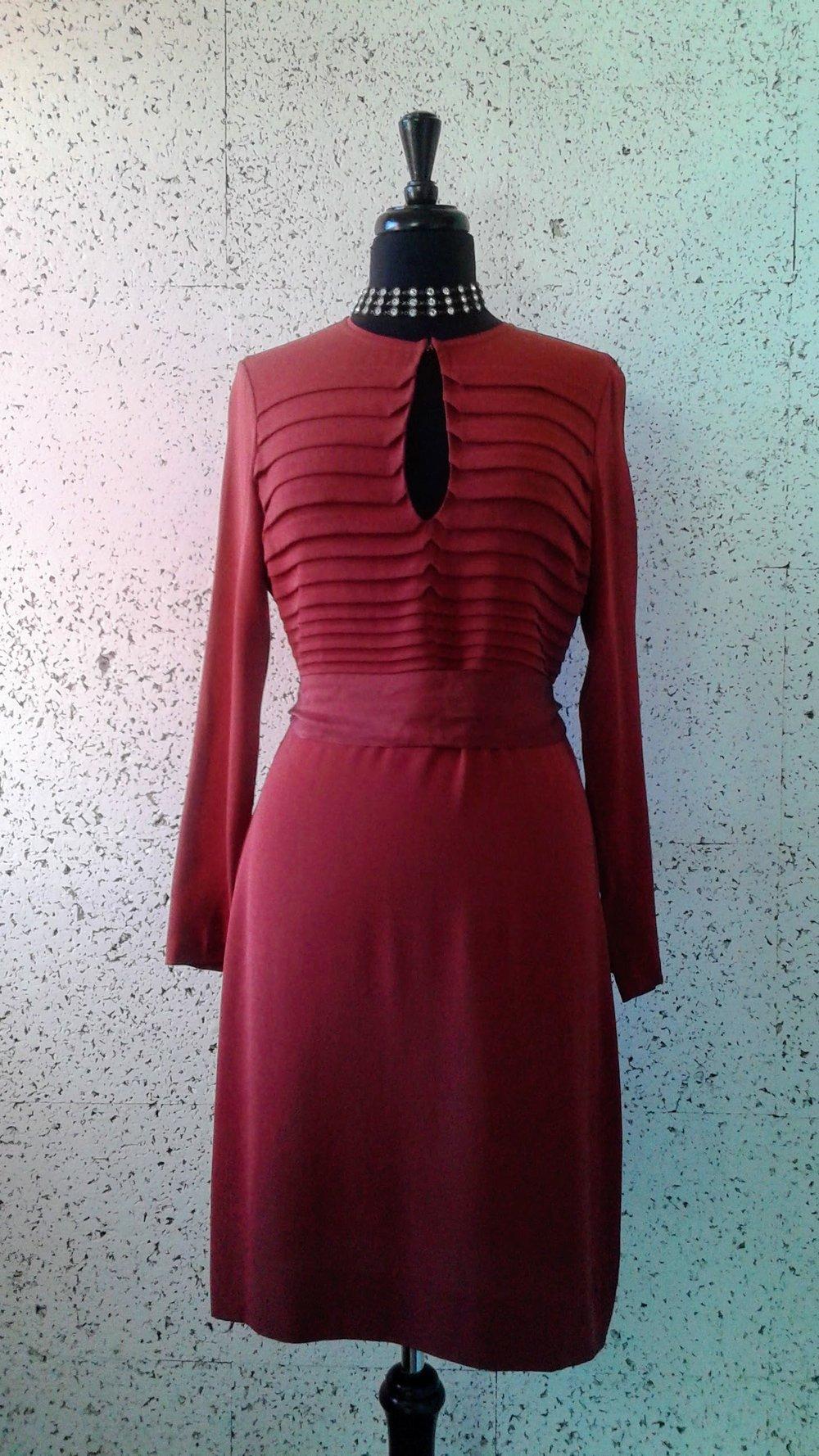 Diana von Furstenberg dress; Size 10, $150