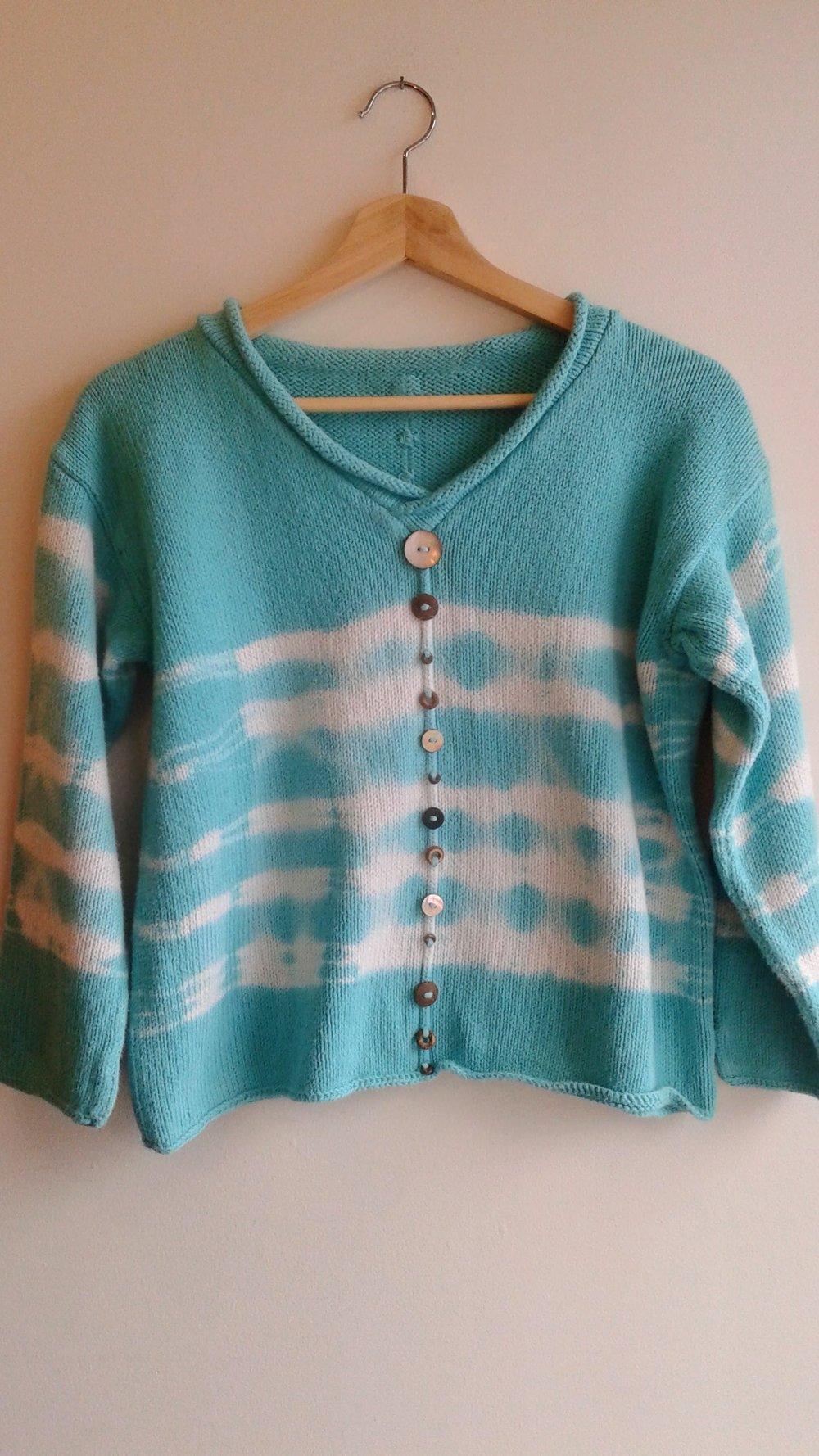 Pure  sweater; Size M, $24