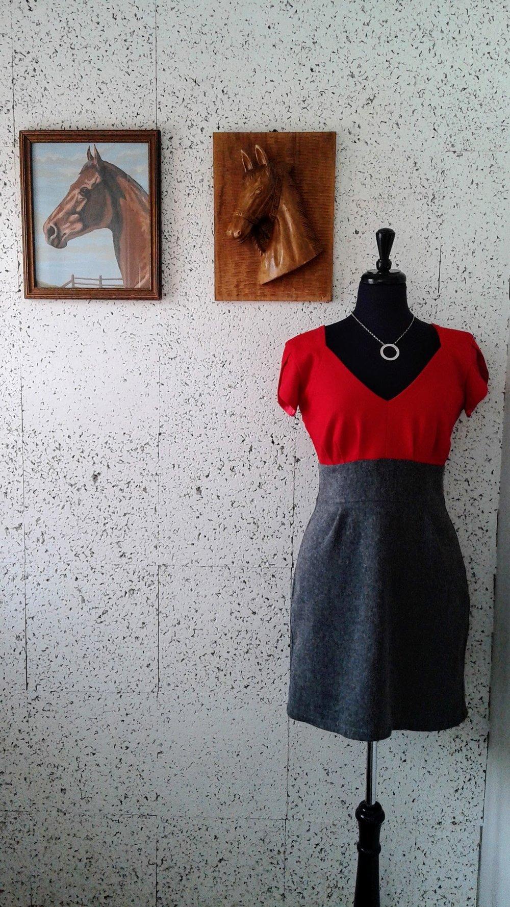 Nokomis dress; Size 6, $45