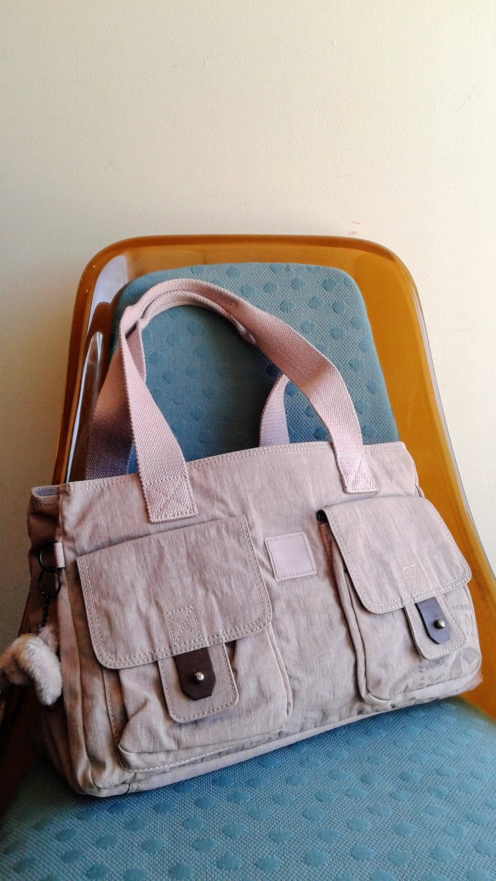 Kipling bag, $30