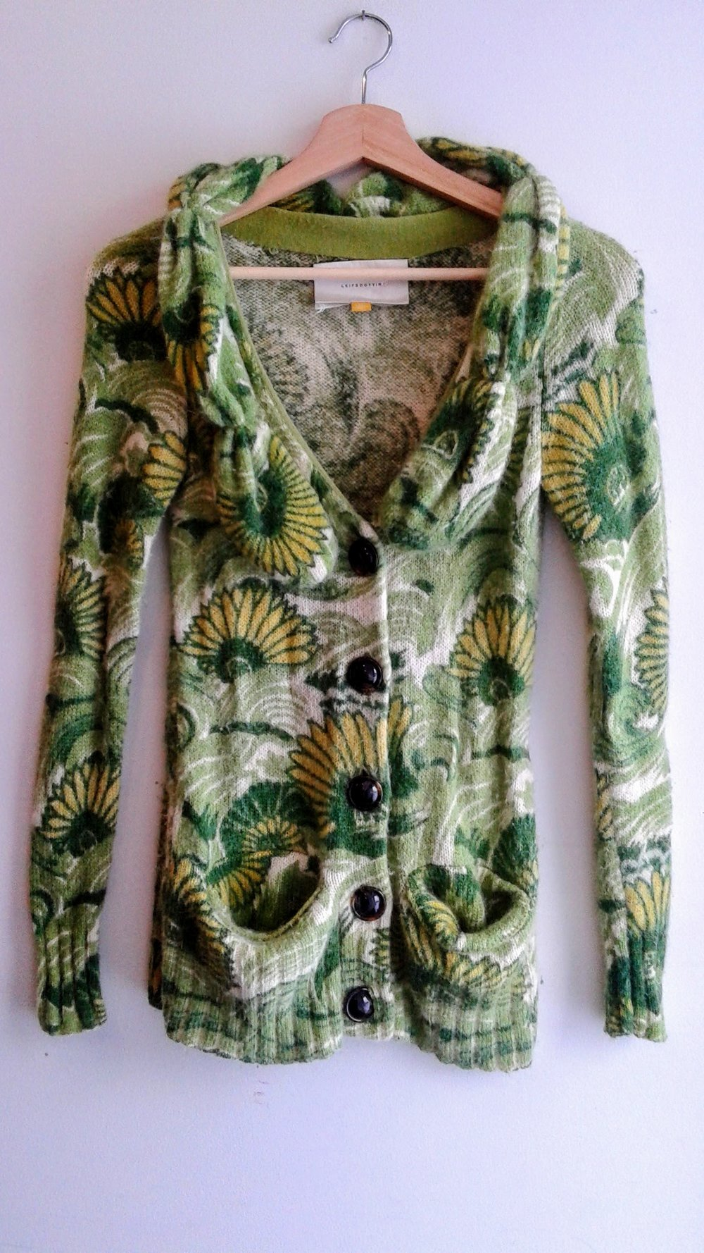 Liefsdottir sweater; Size XS, $26