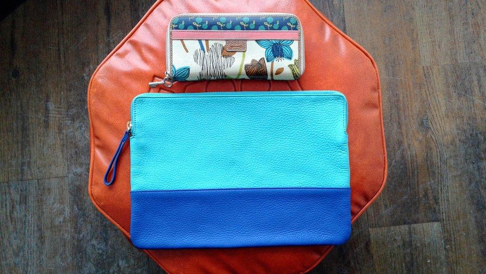Gap pouch, $30