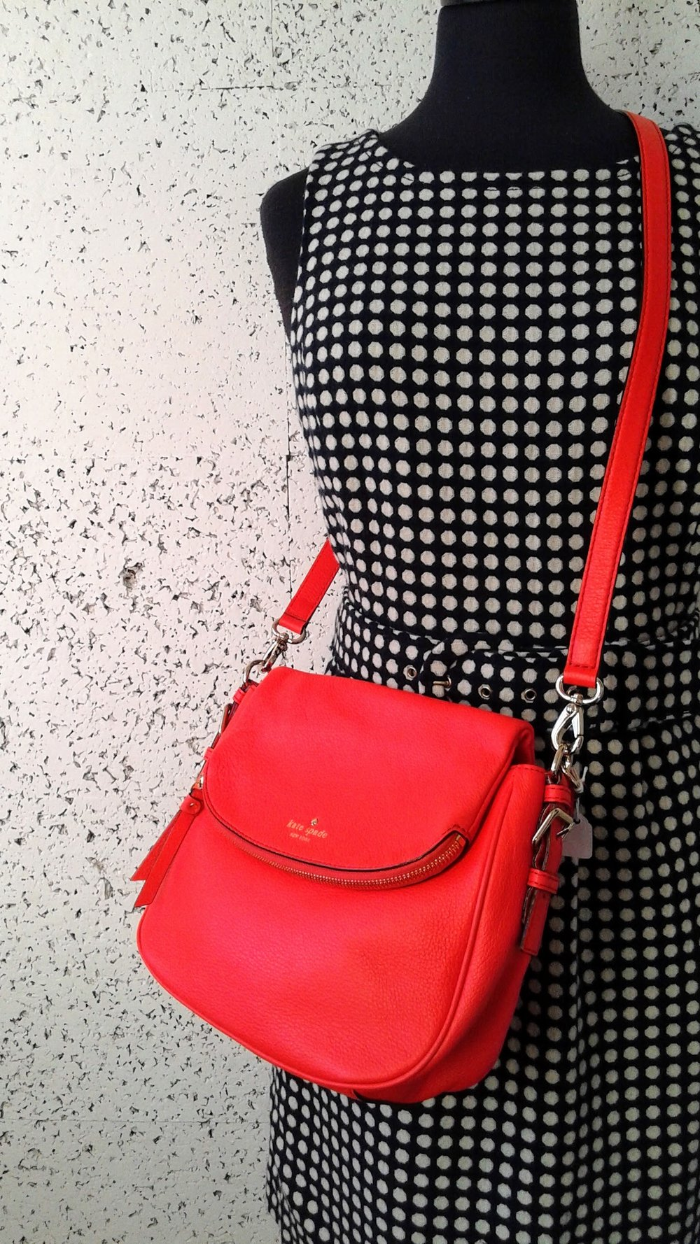Kate Spade purse. Juicy Couture dress; Size 10, $48