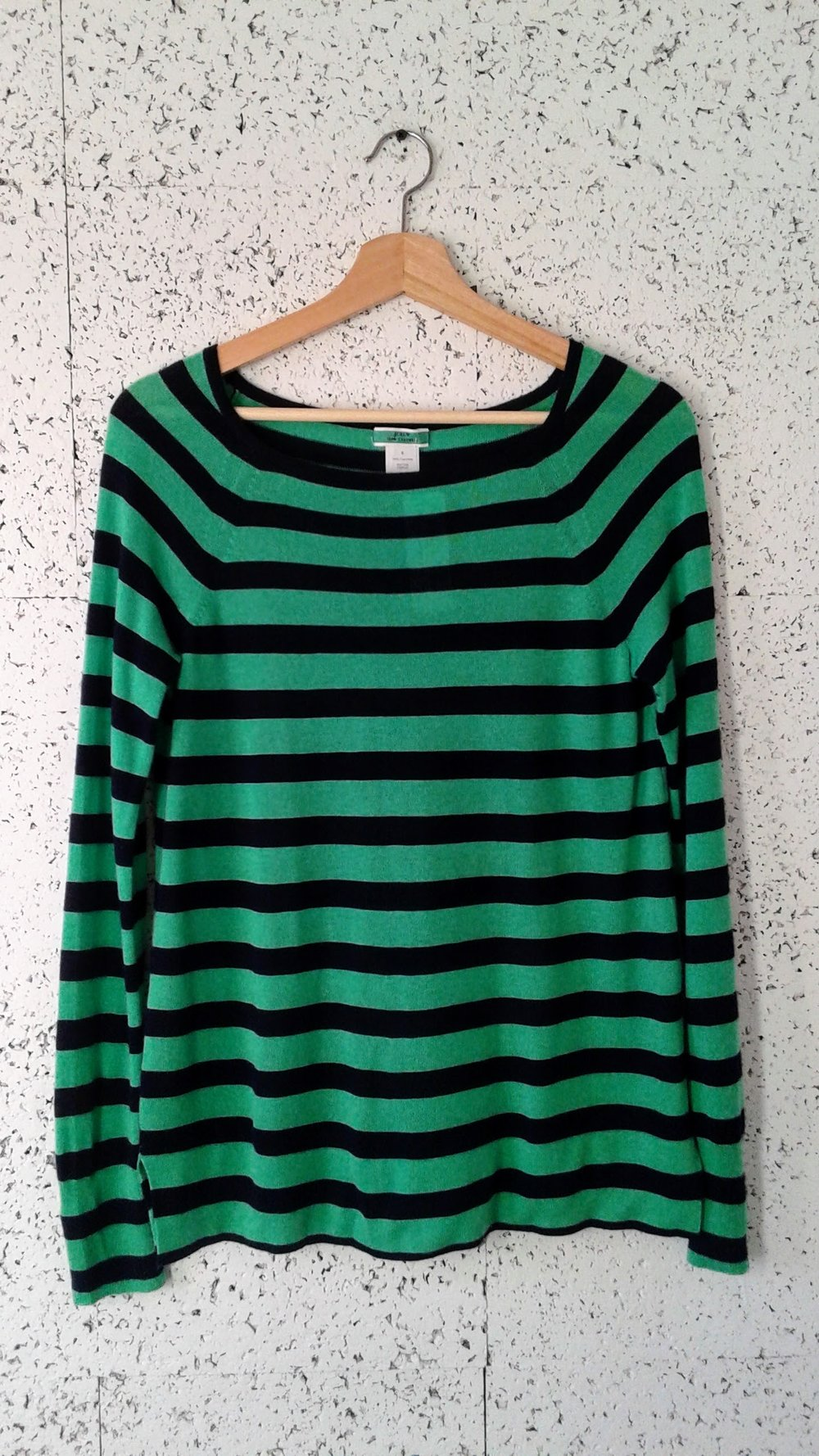 J Crew sweater; Size S, $42