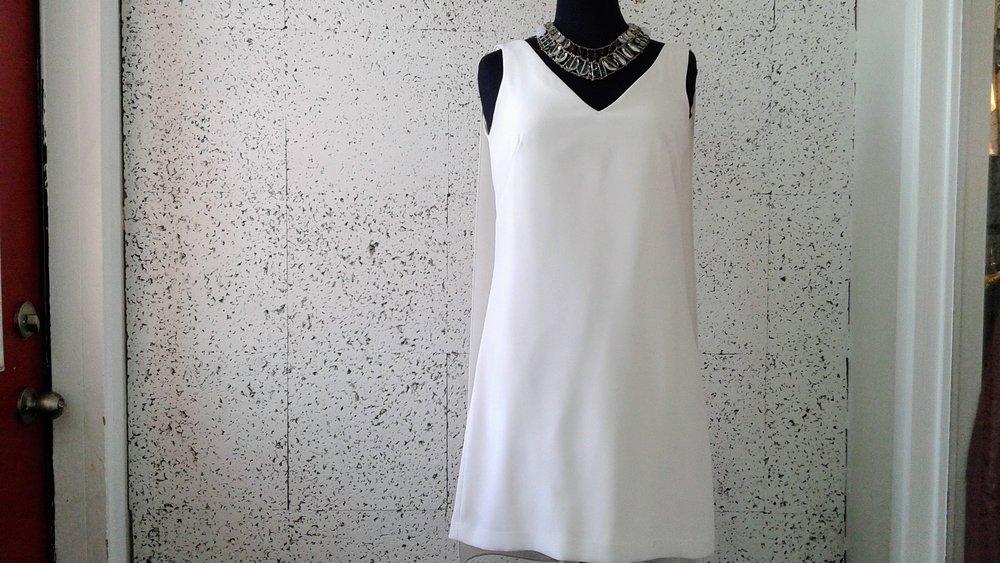 White House Black Marke t dress (NWT); Size 4, $52