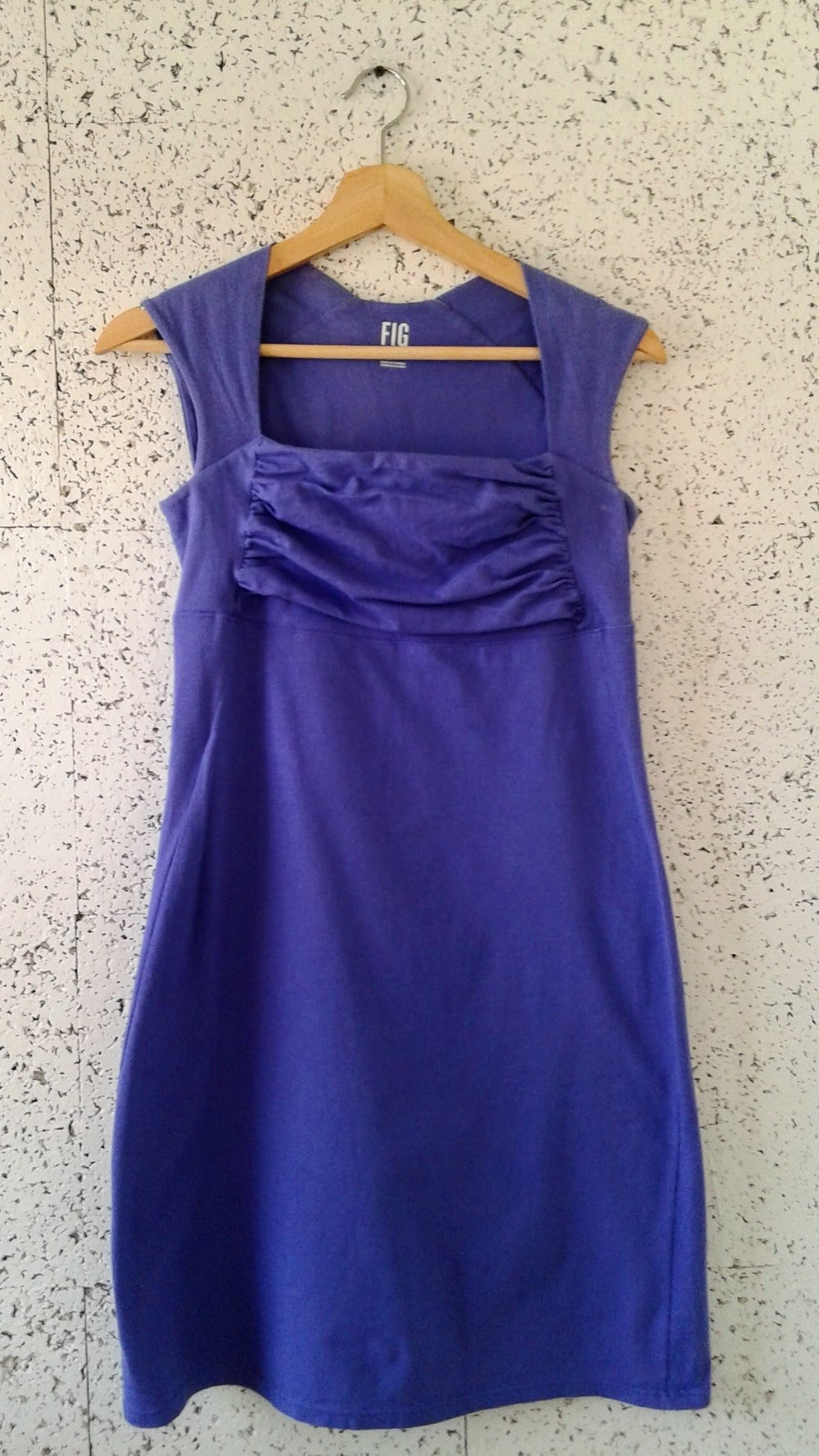 FIG dress; Size M, $24
